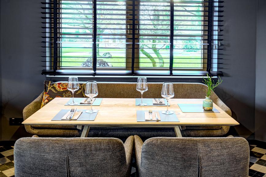 einkehr : restaurant & lounge
