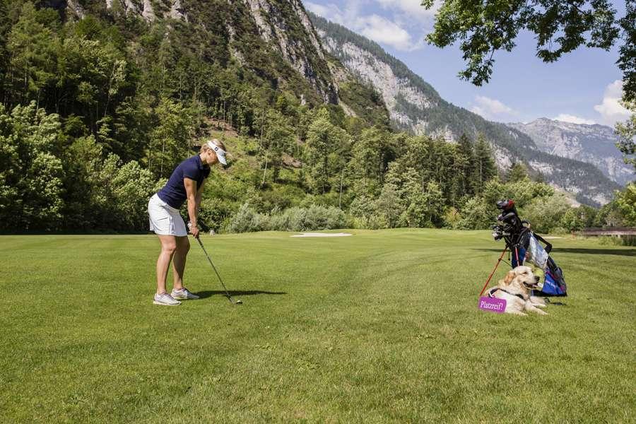 18-Loch Championship Course des Golfclub Gut Brandlhof